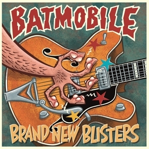 vinyl LP BATMOBILE Brand New Blisters