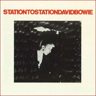 vinyl LP DAVID BOWIE Station To Station