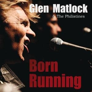 vinyl LP GLEN MATLOCK Born Running