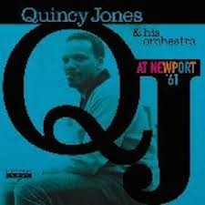vinyl LP QUINCY JONES At Newport ´61
