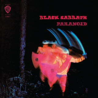 vinyl 2LP BLACK SABBATH Paranoid