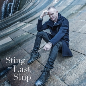 vinyl LP STING Last Ship