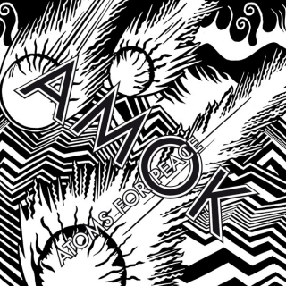 vinyl 2LP ATOMS FOR PEACE Amok (Thom Yorke )