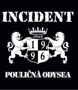 vinyl LP INCIDENT Pouličná odysea
