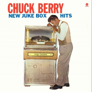 vinyl LP CHUCK BERRY New Juke Box Hits