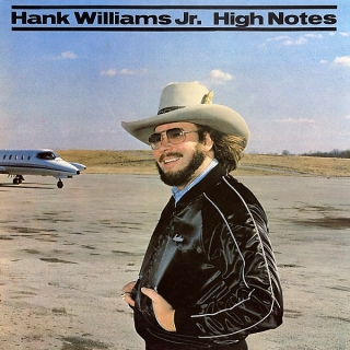 vinyl LP HANK WILLIAMS JR. High Notes