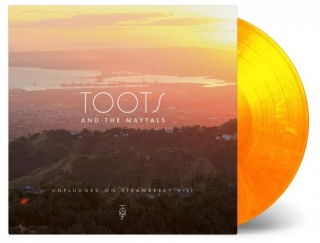 vinyl LP TOOTS AND THE MAYTALS Unplugged On Strawberry Hill