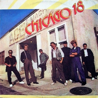 vinyl LP CHICAGO 18