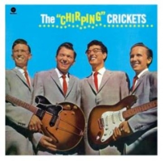 vinyl LP BUDDY HOLLY & THE CRICKETS Chirping Crickets