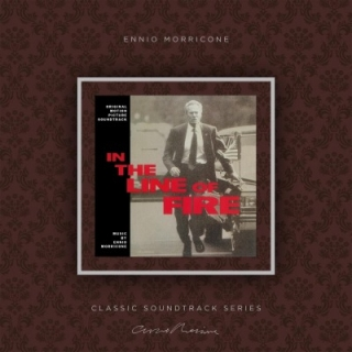 vinyl LP ENNIO MORRICONE In The Line Of Fire