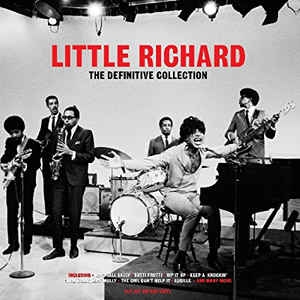 vinyl 3LP LITTLE RICHARD The Definitive Collection