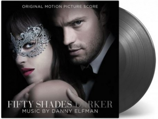vinyl LP FIFTY SHADES DARKER Music By Danny Elfman (O.S.T)