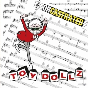 vinyl LP TOY DOLLS Orcastrated