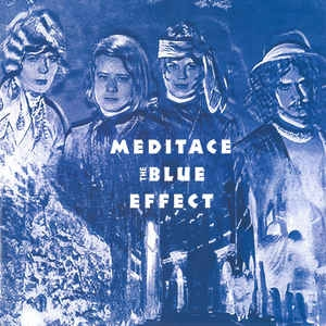 vinyl LP THE BLUE EFFECT Meditace
