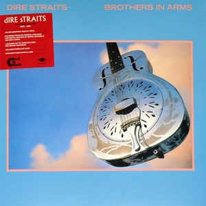 vinyl 2LP DIRE STRAITS Brothers In Arms