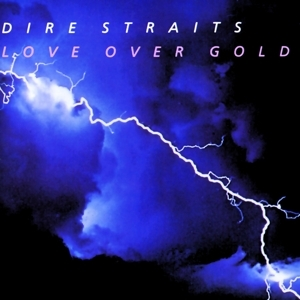 vinyl LP DIRE STRAITS Love Over Gold