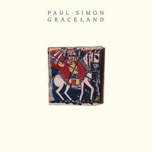 vinyl LP PAUL SIMON Graceland