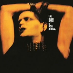 vinyl LP LOU REED Rock & Roll Animal