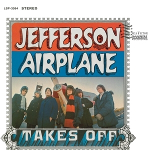 vinyl LP JEFFERSON AIRPLANE Takes Off