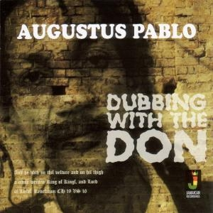 vinyl LP AUGUSTUS PABLO Dubbing With the Don