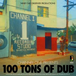 vinyl LP Channel 1 Presents 100 Tons of Dub (various artists)