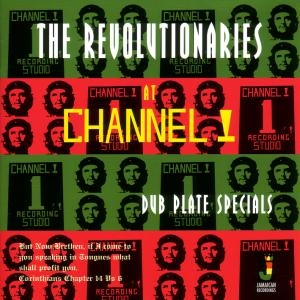 vinyl LP REVOLUTIONARIES At Channel 1