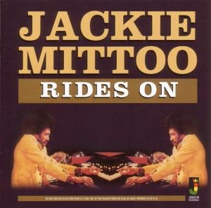 vinyl LP JACKIE MITTOO Rides On