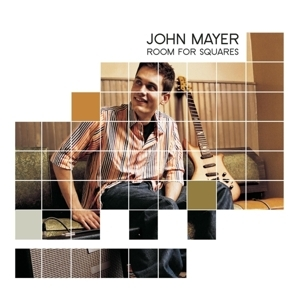vinyl LP JOHN MAYER Room For Squares