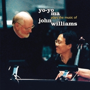 vinyl 2LP YO-YO MA Plays the Music of John Williams