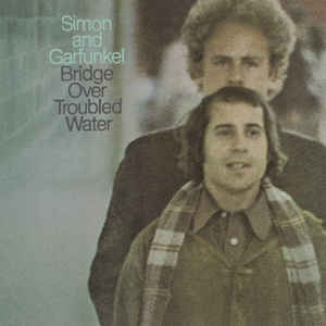 vinyl LP SIMON AND GARFUNKEL Bridge Over Troubled Water