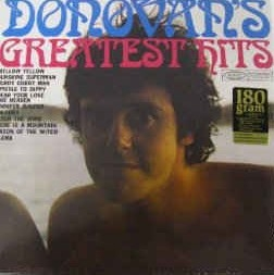 vinyl LP DONOVAN Donovan´s Greatest Hits