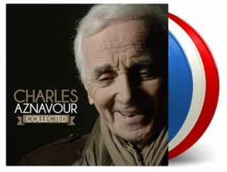 vinyl 3LP CHARLES AZNAVOUR Collected