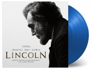 vinyl 2LP JOHN WILLIAMS Lincoln (soundtrack)