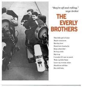 vinyl LP EVERLY BROTHERS Everly Brothers