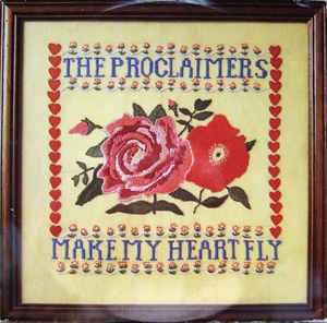 "vinyl 12"" maxi SP THE PROCLAIMERS Make My Heart Fly"