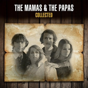 vinyl 2LP THE MAMAS and PAPAS Collected