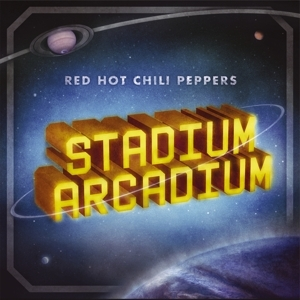 vinyl 4LP RED HOT CHILI PEPPERS Stadium Arcadium