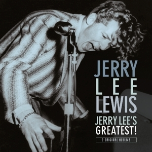 vinyl LP JERRY LEE LEWIS Jerry Lee´s Greatest