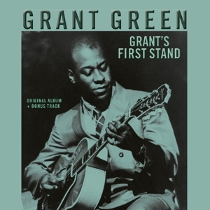 vinyl LP GRANT GREEN Grant´s First Stand