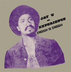 vinyl LP JAY-U EXPERIENCE Enough Is Enough