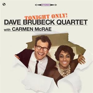 vinyl LP DAVE BRUBECK QUARTET Tonight Only