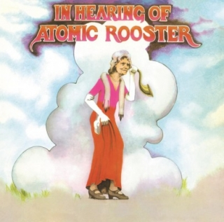 vinyl LP ATOMIC ROOSTER In Hearing Of