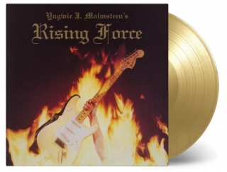 vinyl LP YNGWIE MALMSTEEN Rising Force
