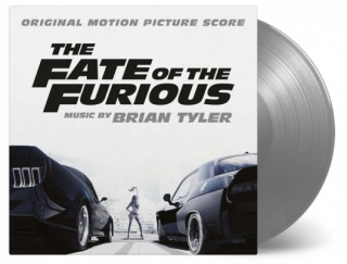 vinyl 2LP FATE OF THE FURIOUS 8 (soundtrack)