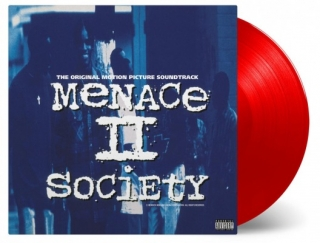 vinyl 2LP MENACE II SOCIETY (soundtrack)