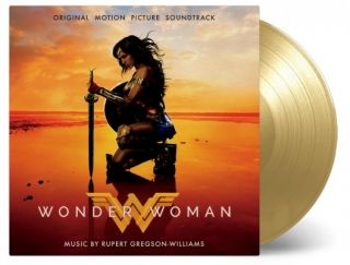 vinyl 2LP WONDER WOMAN (soundtrack)