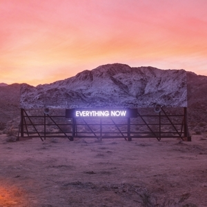 vinyl LP ARCADE FIRE Everything Now (Day Version)
