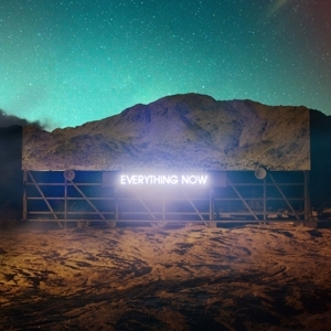 vinyl LP ARCADE FIRE Everything Now (Night Version)