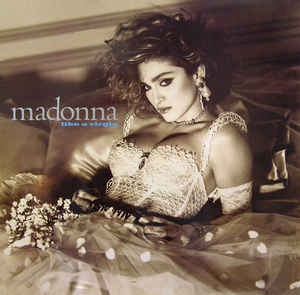 vinyl LP MADONNA Like A Virgin
