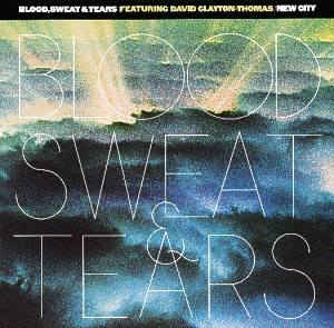 vinyl LP BLOOD, SWEAT & TEARS New City